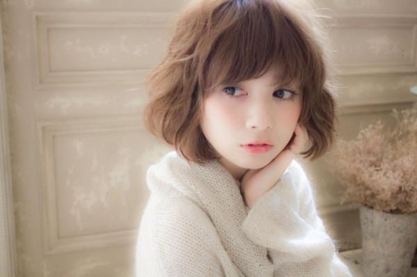 【最強モテ髪】ショートボブで作る、おしゃれ可愛いハーフアップ♡のサムネイル画像