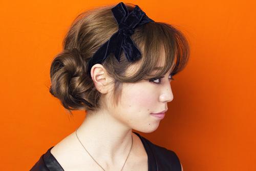 【セルフアレンジ】大人モードのゆるふわアップヘアで出かけよう!のサムネイル画像