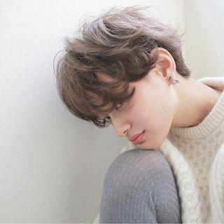 大人の女性におすすめの髪型!様々なテイストの素敵なショートヘアのサムネイル画像
