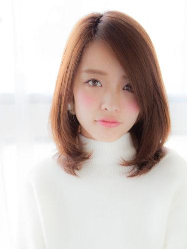 【ロングもショートも】清楚女子を目指すなら王道ストレート髪型で♡のサムネイル画像