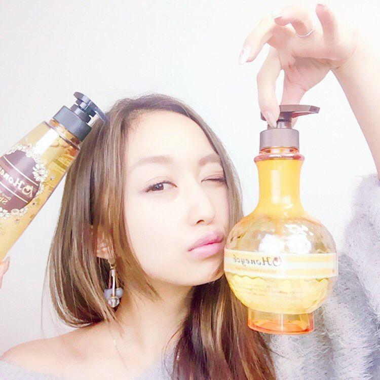 【香りが好き、デザインも♡】モデルのリアルな愛用シャンプーは「◯◯◯◯」入り!のサムネイル画像