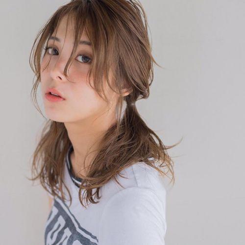 ラフさが今っぽ!楽ちんラフかわ《ざっくりヘアアレンジ》カタログ♡のサムネイル画像