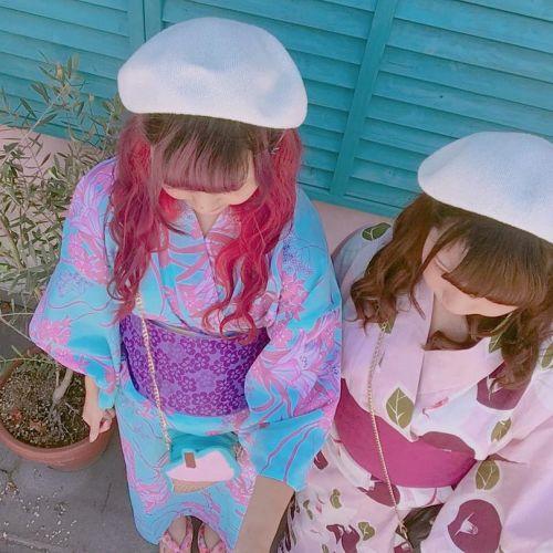 秋冬だけじゃない!《夏のベレー帽×ヘアアレンジ》でおしゃれ度UP♡のサムネイル画像