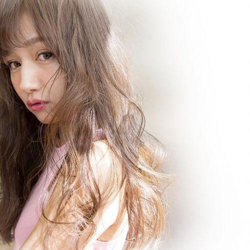 外でも室内でもきれい!《ハイ透明感カラー》で2度おいしい髪に♡のサムネイル画像