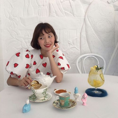 レトロかわいい今っぽスタイル続々♡《2017AW韓国トレンドヘア》4選のサムネイル画像
