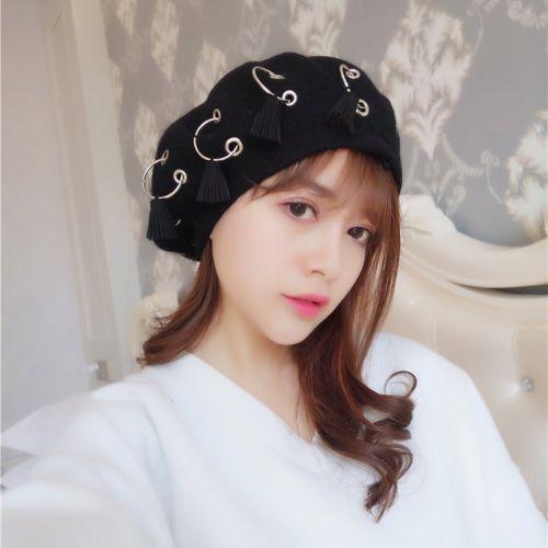 秋冬マストアイテム!【ベレー帽】のタイプ別かぶり方特集♡のサムネイル画像