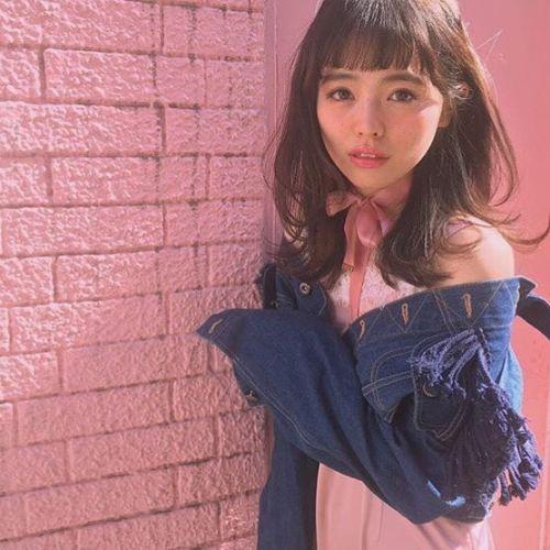 【暗髪】でも抜け感は欲しいの♡こなれ感のあるおフェロアレンジ特集のサムネイル画像