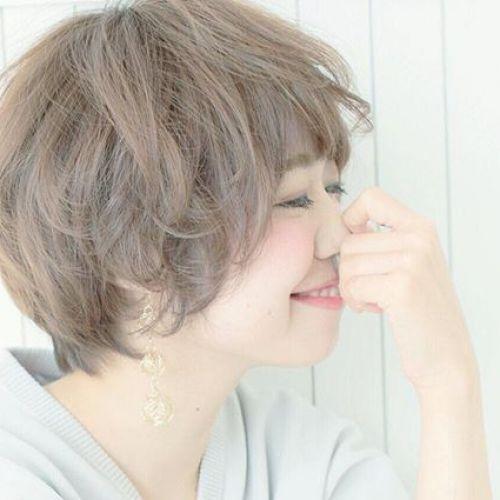 可愛い子はみんなショート♡メイク+5分の【ショートヘアアレンジ】のサムネイル画像