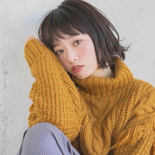 2018年のキーワードは【束感】♡ トレンド前髪をおさえるべし!のサムネイル画像