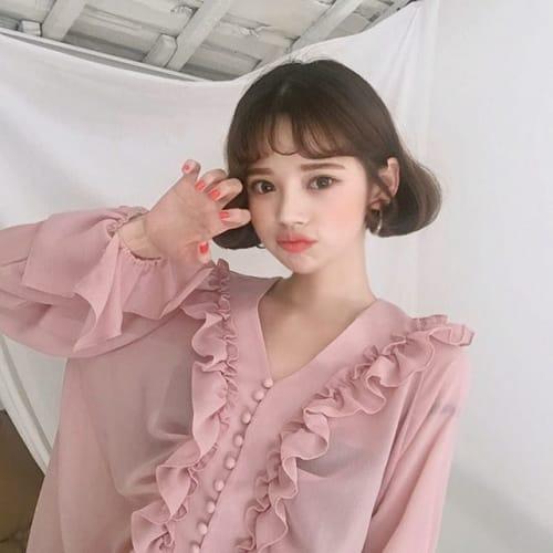 韓国っぽくなりたい方必見◎《ヘアチェンジ》でKoreaガールにのサムネイル画像
