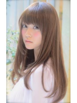 ロングヘアー髪型で可愛さアップ!色々なロングヘアー髪型♡のサムネイル画像