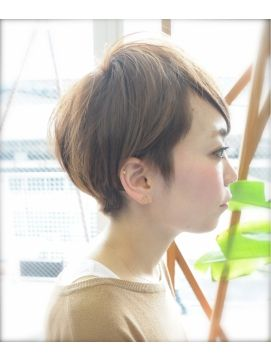 【女子ヘアスタイル】女子のツーブロックスタイルがお洒落!!のサムネイル画像