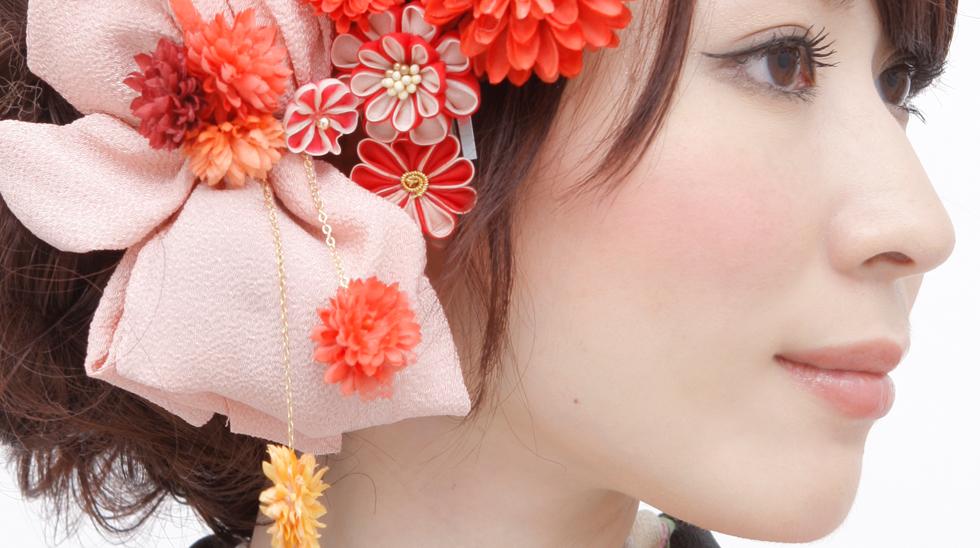 ショートヘアで成人式出席!綺麗に飾れる成人式ショートヘア集のサムネイル画像