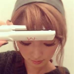 ~前髪を可愛くアイロンでアレンジ。女子力アップの近道を~のサムネイル画像