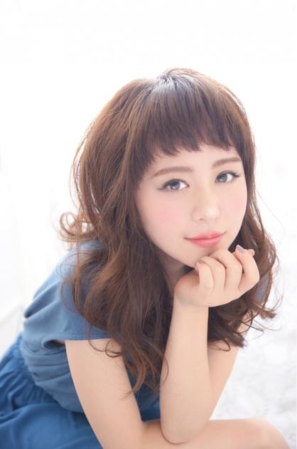 女子の方は必見!女子に似合う前髪を紹介します!可愛さまんてん♡のサムネイル画像