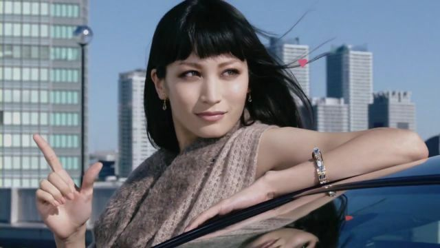 大人カッコよく!憧れの黒髪のモデルさんをたっぷりとご紹介!のサムネイル画像