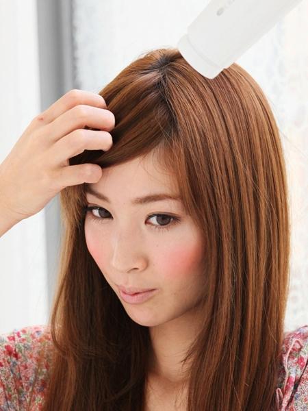 前髪のイメチェンに悩んでる方の為に参考になる前髪の画像集のサムネイル画像