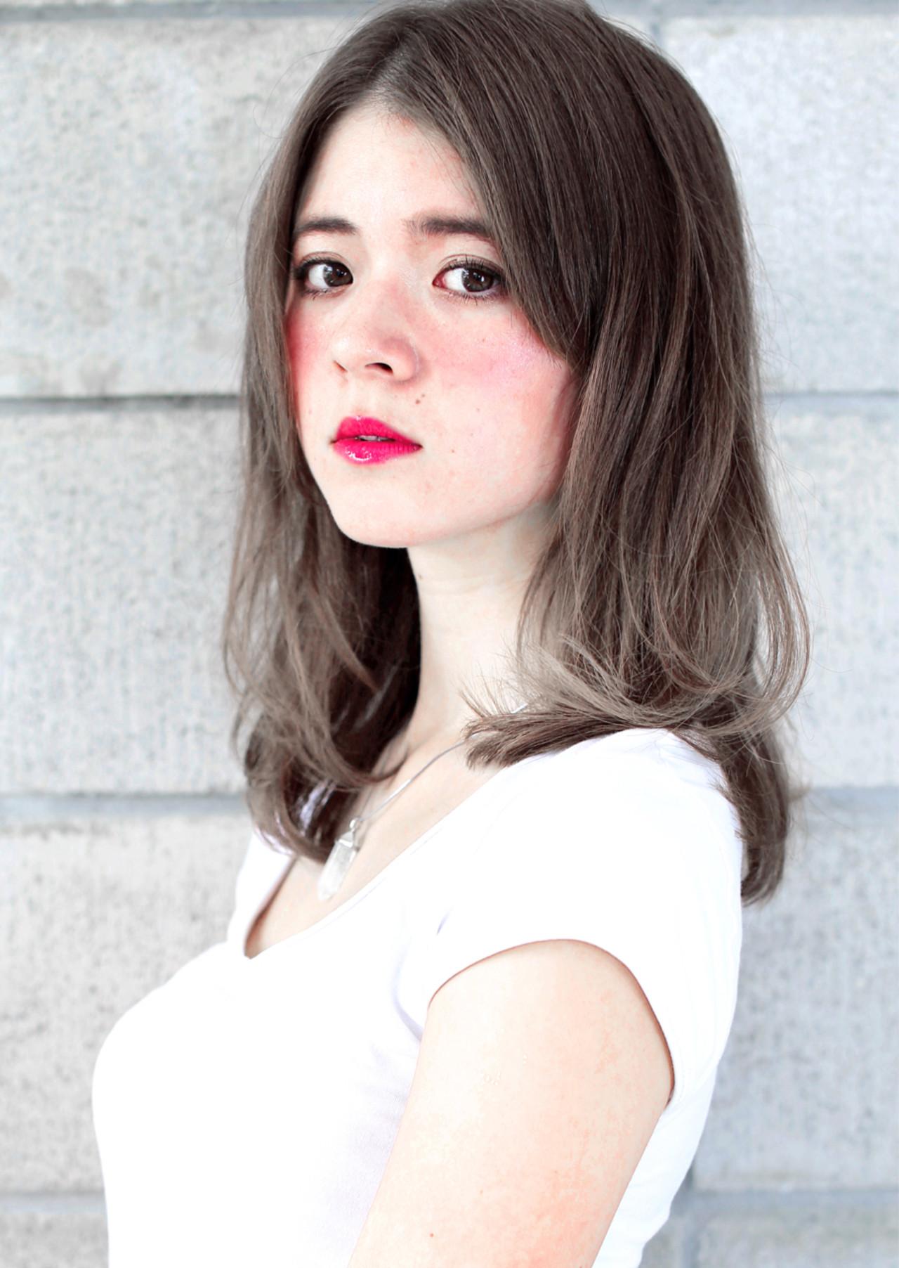 グラデーションカラーの画像を髪の毛の長さ別にご紹介します!のサムネイル画像