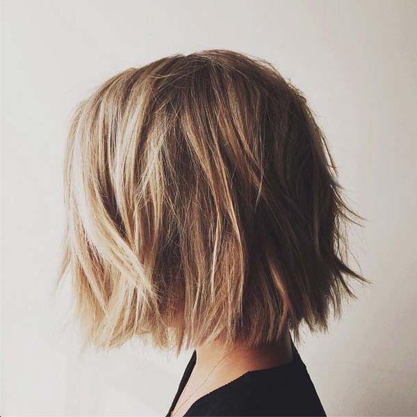 毛先バッサリ!2016年は『ブラントボブ』この春注目のヘアスタイルのサムネイル画像