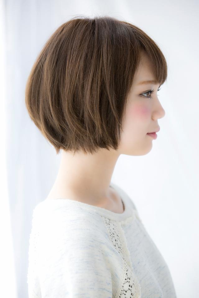 男子ウケ必須☆可愛い女子になれるショートボブカタログ!!のサムネイル画像