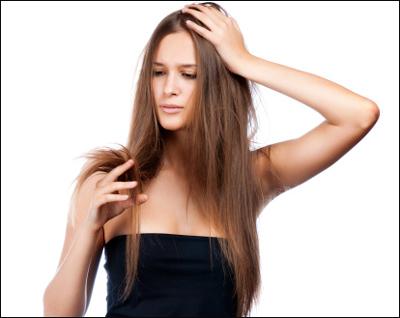 パサパサの髪の毛をしっとりさせたい!パサパサの原因と改善法は?のサムネイル画像