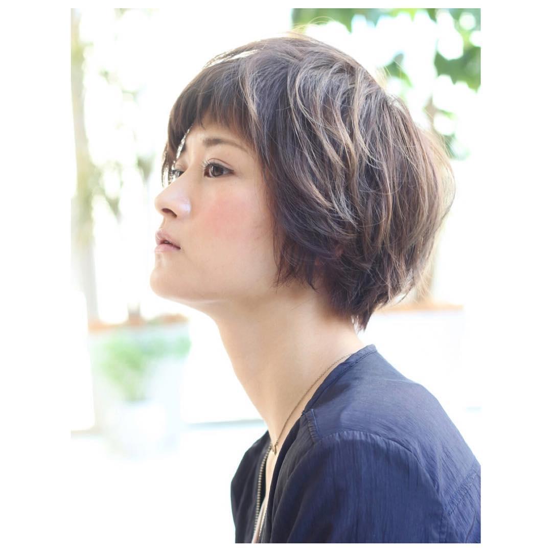 【完全保存版】今年は挑戦したい!ショートヘアカタログ30選のサムネイル画像