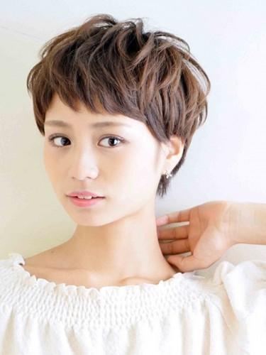 ♡イメージ別♡ショートカットのヘアカタログで素敵にイメチェン☆のサムネイル画像