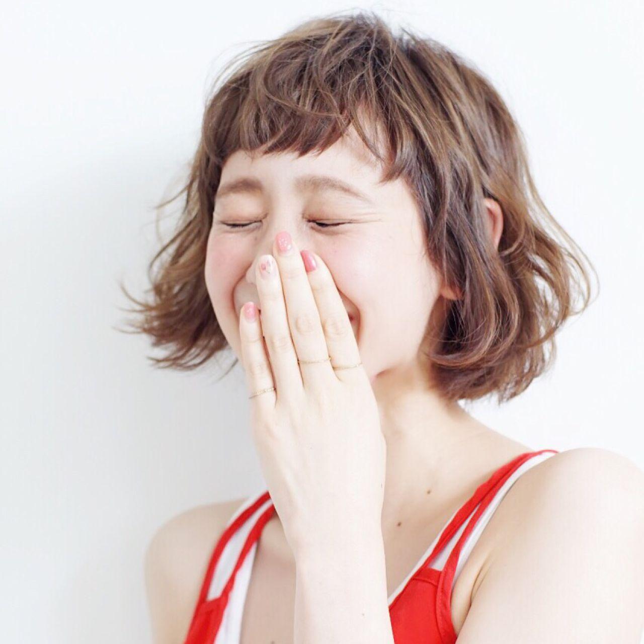2016春におすすめ♡ボブ ✕ 前髪短めのスタイルが可愛すぎます!!のサムネイル画像