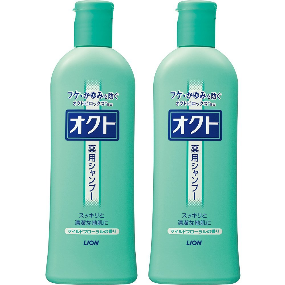 フケ・かゆみにさようなら☆オクトのシャンプーで清潔な地肌に♡のサムネイル画像