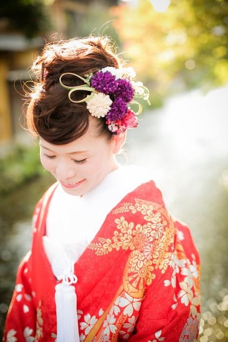古き良き日本の服飾文化【着物】に合わせるヘアスタイルカタログのサムネイル画像