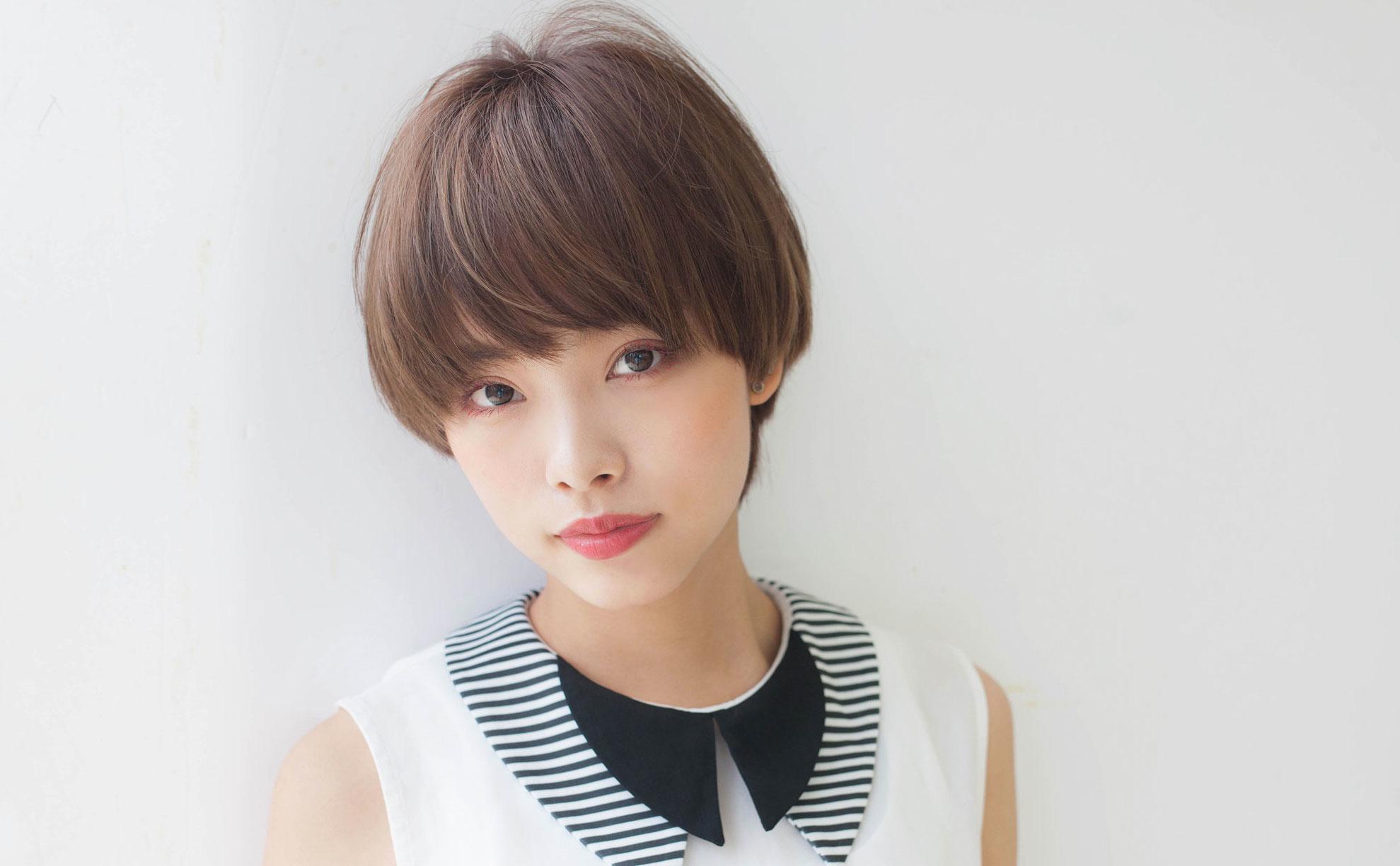好感度No.1子供から大人まで愛される、黒髪のマッシュルームヘアー☆のサムネイル画像