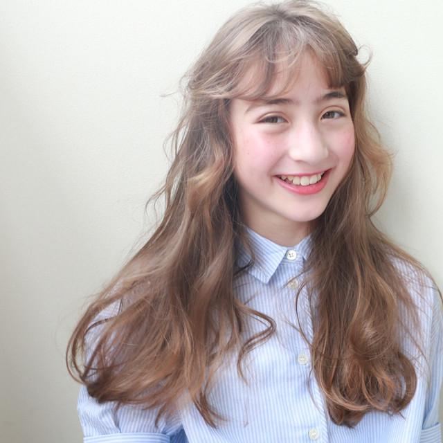魅惑のロングヘア♡パーマでもっと魅力を引き出そう♡2016春夏のサムネイル画像