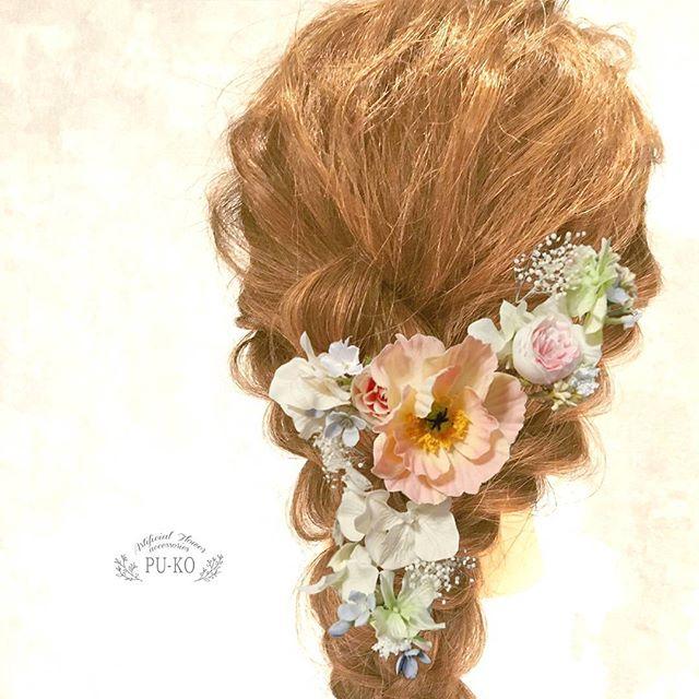 簡単にかわいくしちゃおう♡ヘアアクセサリーを種類別にまとめましたのサムネイル画像
