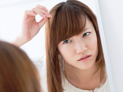 若白髪に負けない!セルフカラーグラデーションが一番の改善!のサムネイル画像