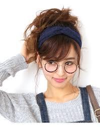 どんな髪型にもあう!♡ニットヘアバンド♡おすすめまとめました♡のサムネイル画像