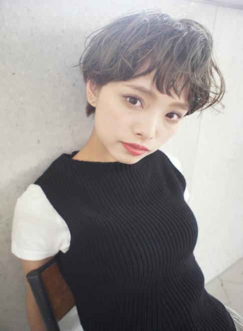 アッシュカラー×ショートヘアカタログ|この夏おすすめカラー♡のサムネイル画像