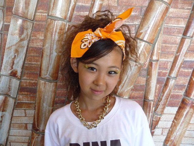 習い事として今大人気!ヒップホップダンスの発表会の髪型どうする?のサムネイル画像