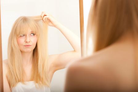 髪の毛の傷みや寝癖などでボサボサヘアーになってしまったら?のサムネイル画像