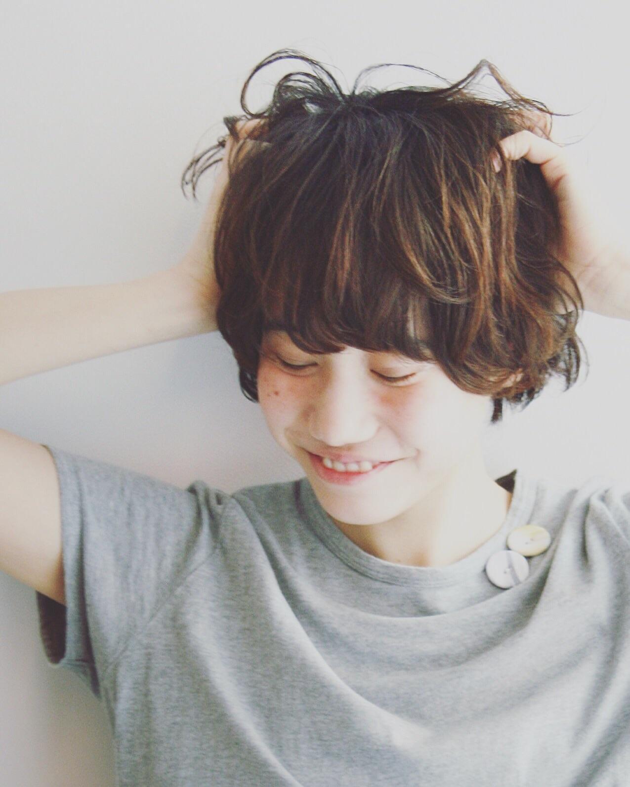 梅雨目前!パーマで気分もオシャレもHAPPYに♡(レディースカタログ)のサムネイル画像