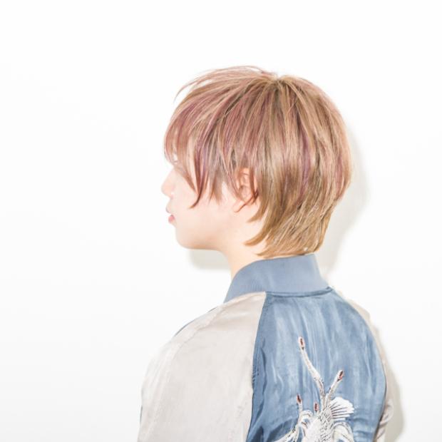 2016人気色で☆ グラデーションカラーの、おしゃれショートヘア集♡のサムネイル画像