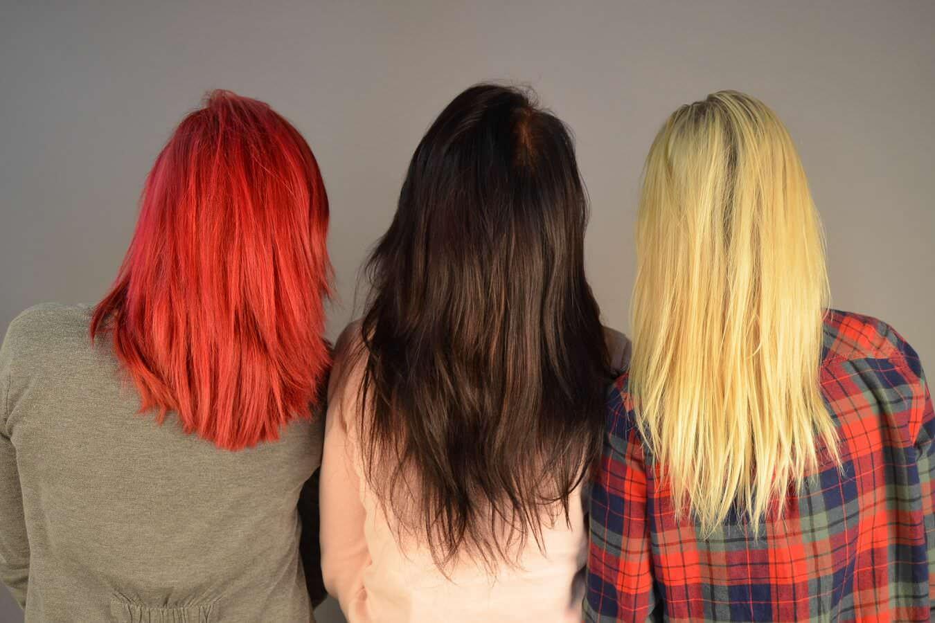 【自宅で市販のヘアカラーで髪染める!】美容院との違いってあるの?のサムネイル画像