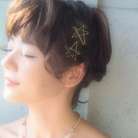 オシャレでカンタン!短い髪のオトナ女子の為のヘアアレンジカタログのサムネイル画像