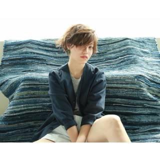 2016summer♡レディースショートヘアカタログこれで夏を先取り!のサムネイル画像