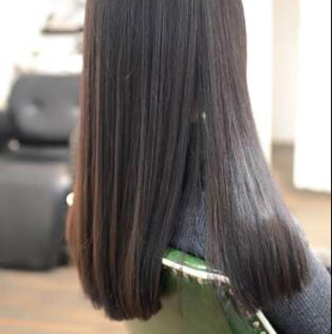 髪の毛にストレートパーマをかけてみたい!良い点悪い点あるの?のサムネイル画像