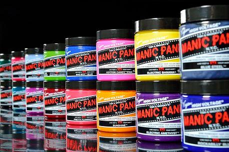 人気の高いマニックパニックで黒髪が、どれだけ染まるのか徹底検証!のサムネイル画像