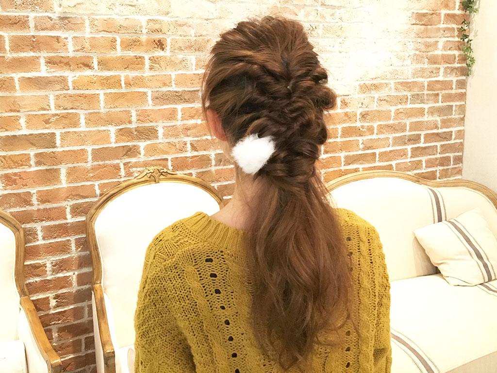 くるりんぱのヘアアレンジは無限にある♡髪型が可愛いのでオススメ♡のサムネイル画像