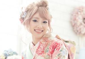 着物に似合う髪型☆ロングヘア編♪可愛いアップやハーフアップを紹介のサムネイル画像