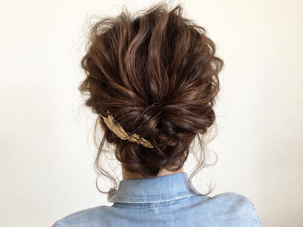 絶対かわいい!真似したい!女子力UP間違いなしのヘアアレンジ集のサムネイル画像