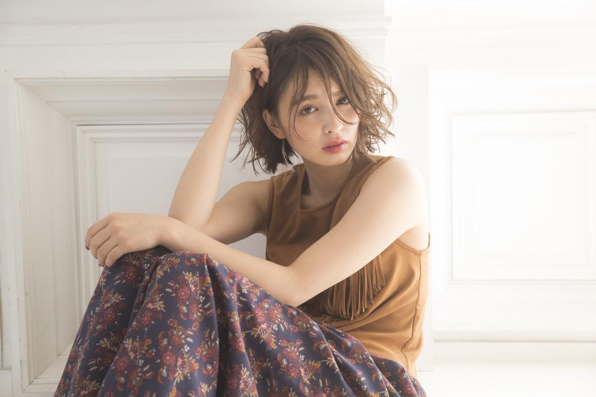 うららか・爽やかな季節【春】にしたい、おすすめヘアスタイル特集のサムネイル画像