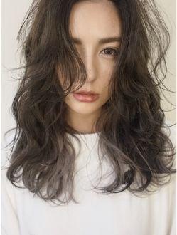 今っぽセミロングの可愛い髪型とアレンジ方法を大特集します!の画像